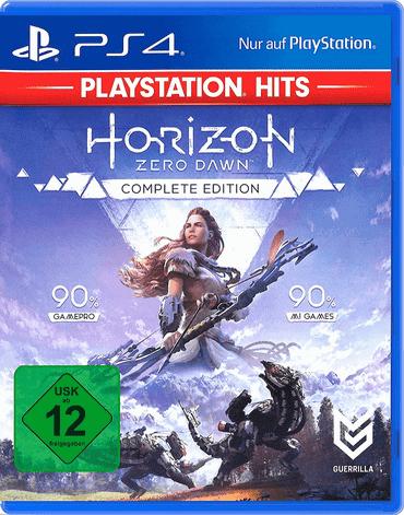 Horizon Zero Dawn - PS4 Spiele für Kinder ab 12
