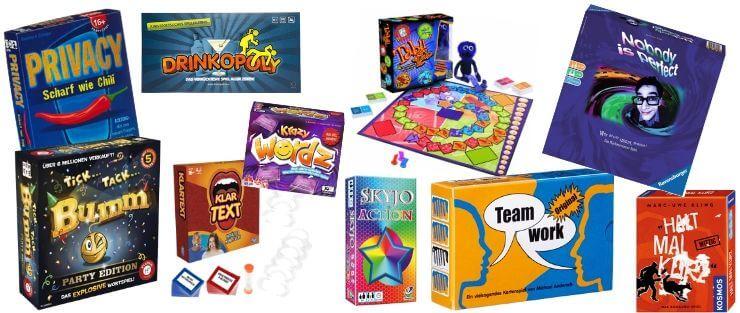 Lustige Brettspiele Für Erwachsene