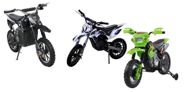 Elektro Motorrad für Kinder ab 6 Jahre