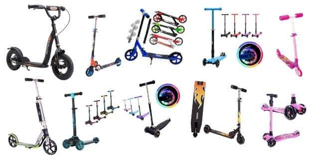 Roller für Kinder ab 4 Jahren Test & Vergleich