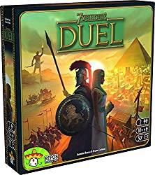 Brettspiele für 2 - Wonders Duel - Hiptoys