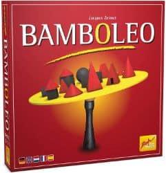 Noris Zoch - Bamboleo, Geschicklichkeitsspiel aus Holz