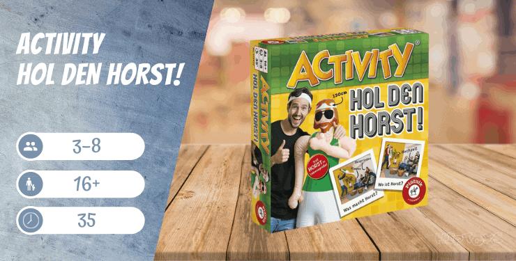Activity Hol den Horst! Spiel