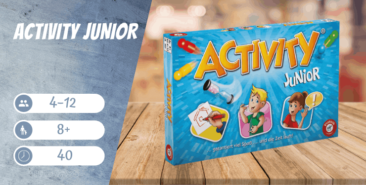 Activity Junior Spiel