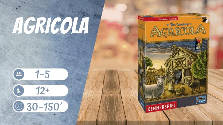 Agricola Brettspiel