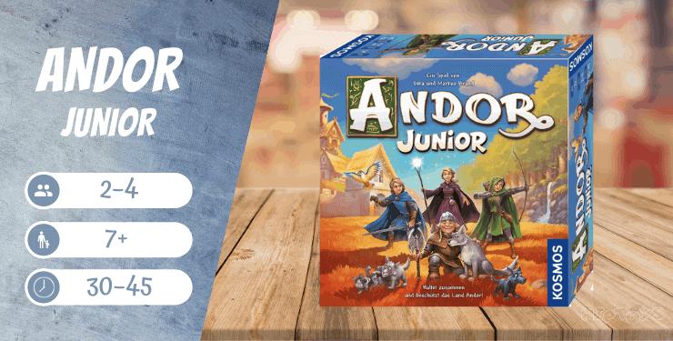Andor Junior Spiel