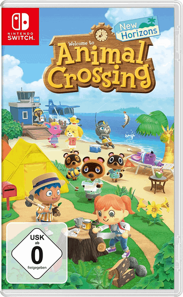 Animal Crossing New Horizons Spiel