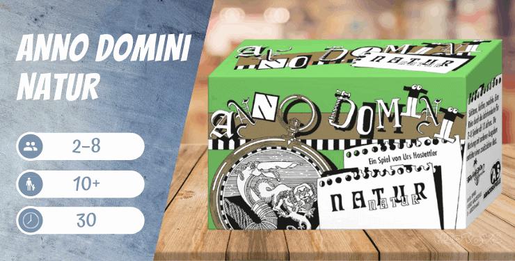 Anno Domini - Natur Spiel