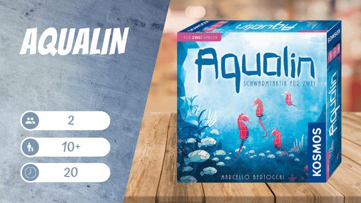 Aqualin Spiel