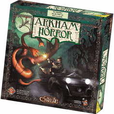 Arkham Horror 2. Edition