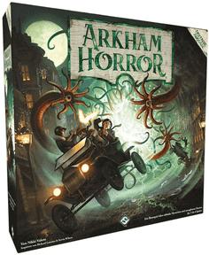 Arkham Horror - Brettspiel 3. Edition