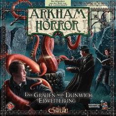 Arkham Horror LCG - Das Grauen von Dunwich - Erweiterung