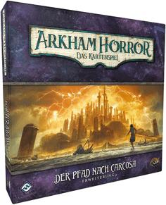 Arkham Horror LCG - Der Pfad nach Carcosa - Erweiterung