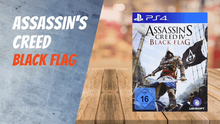 Assassin's Creed Black Flag - PS4 Spiele wie Uncharted