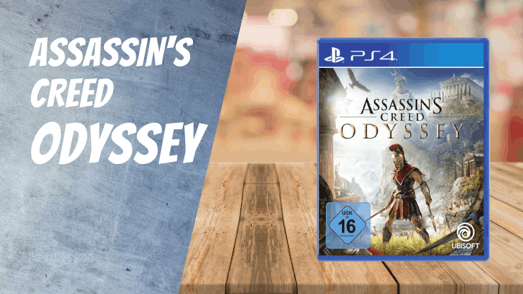 Assassin's Creed Odyssey - PS4 Spiele ähnlich wie Uncharted