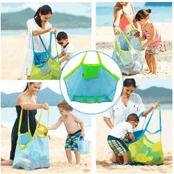 Aufbewahrung Sandspielzeug Netztasche