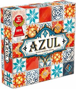 Azul Brettspiel für Kinder ab 8