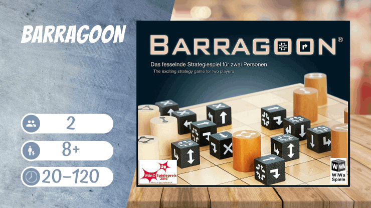 BARRAGOON Spiel