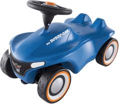 BIG-Bobby-Car Neo Blau - Rutschfahrzeug für drinnen und draußen, Kinderfahrzeug mit Flüsterreifen
