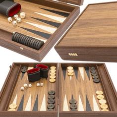 Holz Brettspiele für Erwachsene - Backgammon-Set