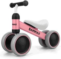 Bammax Kinder Laufrad Lauflernrad Balance Fahrrad ohne Pedale Dreirad