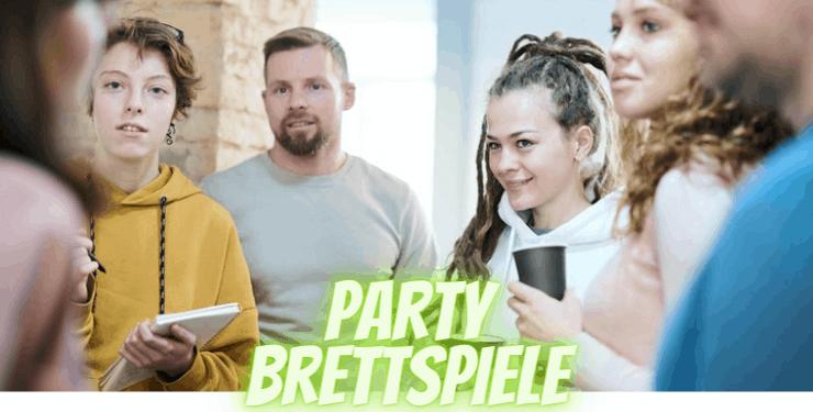 Beste Party Brettspiele für Erwachsene 6 und mehr Personen