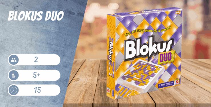 Blokus Duo Spiel-Empfehlung