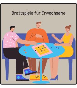 Brettspiele für Erwachsene