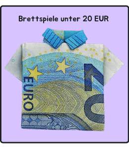 Brettspiele unter 20 Euro