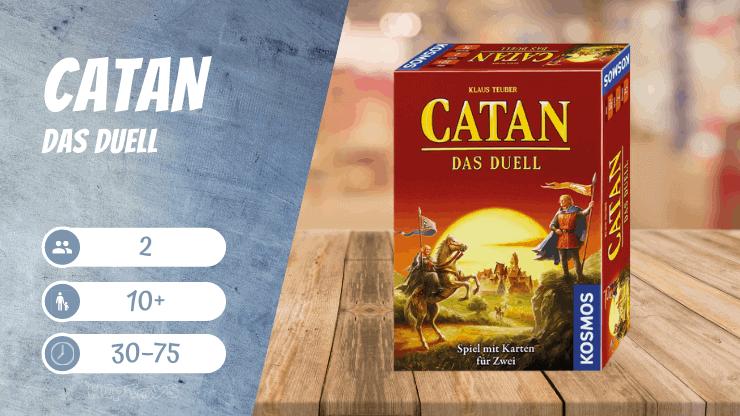 CATAN - Das Duell Spiel