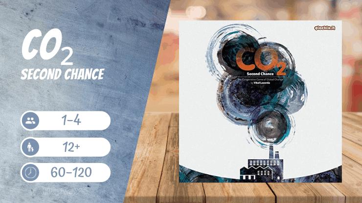 CO₂ Second Chance Brettspiel