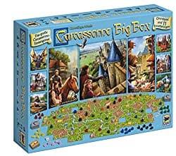 Besten Brettspiele - Carcassonne