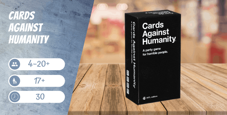 Cards Against Humanity Spiel-Empfehlung