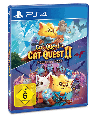 Cat Quest 2 - PS4 Spiele für Kinder ab 6