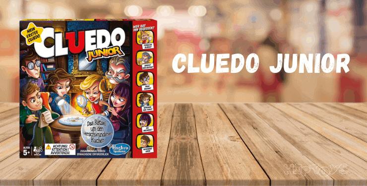 Cluedo Junior - Spiel-Empfehlung