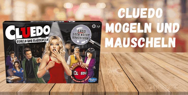 Cluedo Mogeln und Mauscheln Spiel-Empfehlung