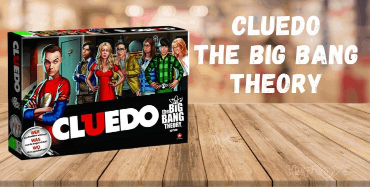 Cluedo The Big Bang Theory - Spiel-Empfehlung
