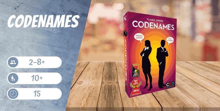 Codenames Spiel