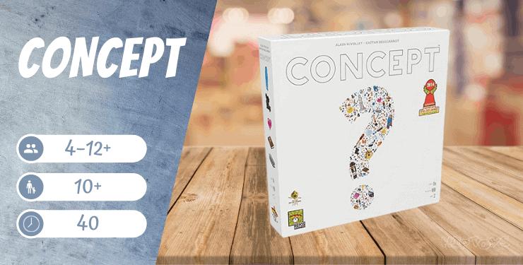 Concept Spiel