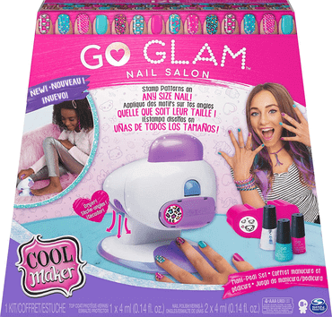 Cool Maker - Go Glam 2 in 1 Nagel Salon