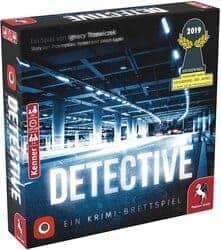Kennerspiel des Jahres 2019 - Detective