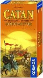 Devir – Erweiterung für 5 und 6 Spieler für Städte und Ritter von Catan