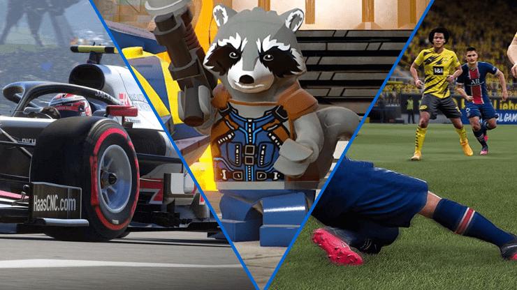 Die 10 BESTEN PS4 Spiele für Kinder zu zweit