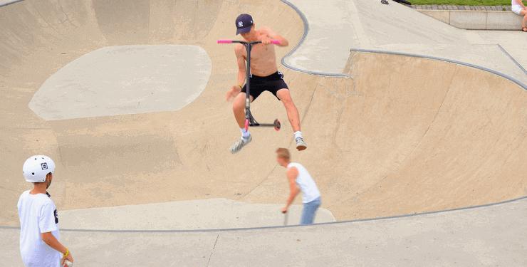 Die 11 BESTEN Stunt Scooter unter 150 € - Empfehlungen
