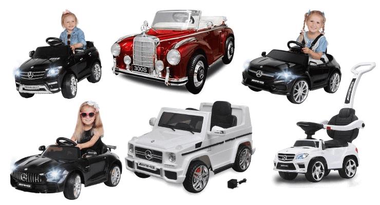 Die 11 besten Mercedes Kinderautos