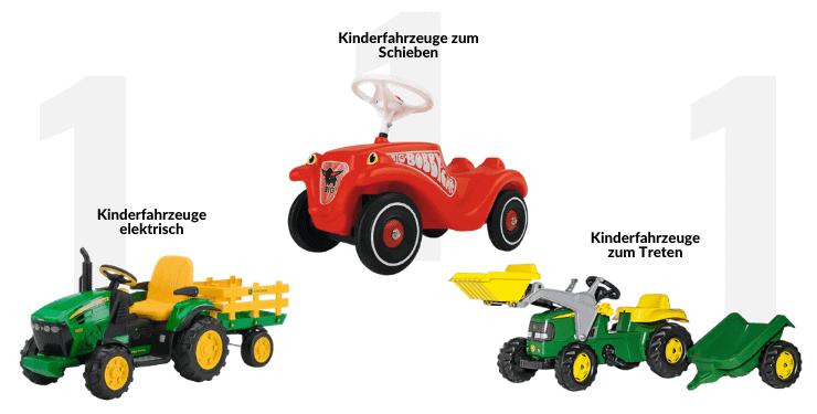 Die 9 besten Kinderfahrzeuge für draußen (Outdoor)