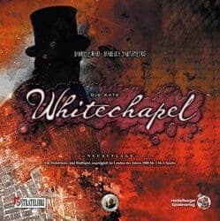 kooperative Brettspiele - Die Akte Whitechapell - Hiptoys