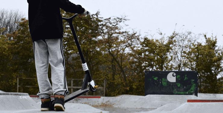 Die BESTEN Stunt Scooter mit ABEC 9 Kugellager