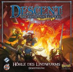 Die Höhle des Lindwurms Erweiterung - Descent: Die Reise ins Dunkel (2. Edition)