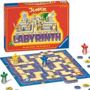 Die besten Brettspiele für Kinder ab 5 Jahren - Labyrrinth